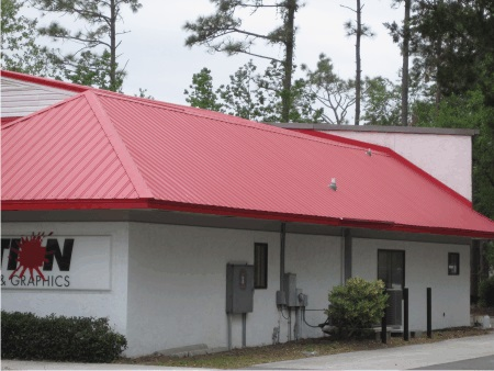 Metal Roofing Wilmington Nc
